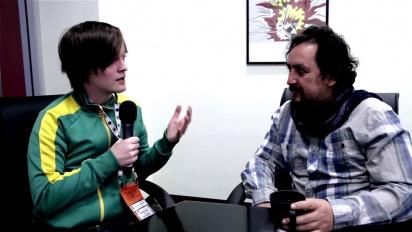Silent Enemy - entrevista a Vander Caballero en GDC