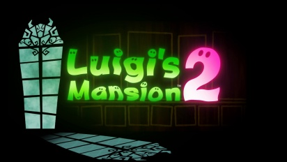 Luigi's Mansion 2 - E3 2011 trailer
