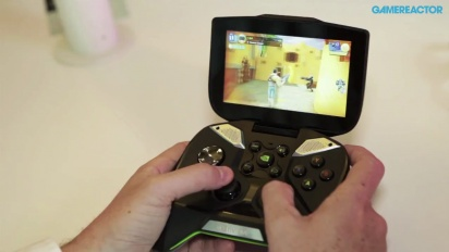 The Respawnables - entrevista y gameplay Nvidia Shield en Gamelab