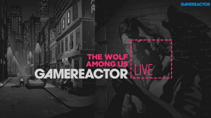 Gameplay The Wolf Among Us - repetición del Livestream