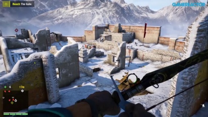 Far Cry 4 - Gameplay en el Himalaya