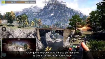 Far Cry 4: Escapa de la prisión de Durgesh - Demo comentada en español
