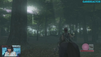GR Live replay: Shadow of the Colossus
