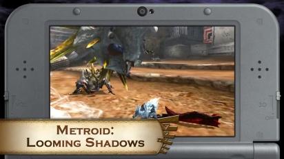 Monster Hunter 4 Ultimate - May DLC Update