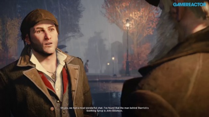 Assassin's Creed: Syndicate – Gameplay PS4 - Manicomio de Lambeth con Jacob Frye