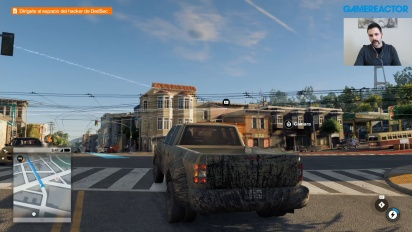 Watch Dogs 2 - Replay del livestream en español
