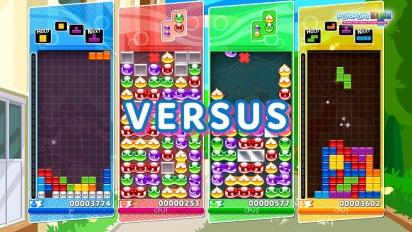 Puyo Puyo Tetris - Modes Trailer