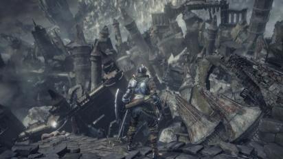 Dark Souls III - The Ringed City Gameplay