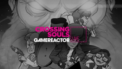 Crossing Souls - Replay del Livestream