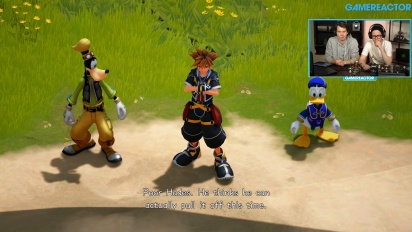 Kingdom Hearts III - Replay del Livestream