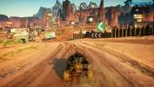 Rage 2 - Gameplay de conducción y vehículos