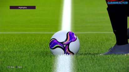 eFootball PES 2020 - Gameplay partido completo 1v1 multijugador