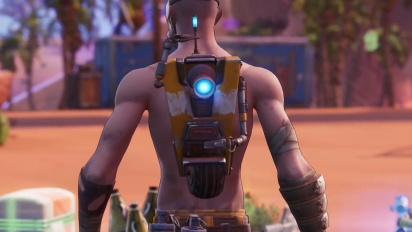 Fortnite - Presentando Fortnite X Mayhem con Borderlands 3