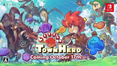 Little Town Hero - Combat System Introduction