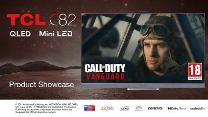 TCL C825 4K Mini LED - Presentación de producto