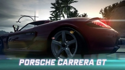 Need for Speed: World - Porsche Carrera GT Debut Trailer