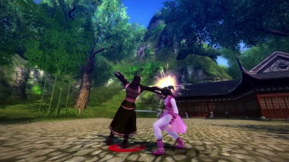 Age of Wulin - Ten Palms Subduing the Dragon - Trailer