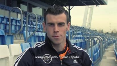 FIFA 14 - Equipo de Leyendas de Gareth Bale en FUT