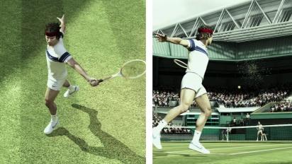Grand Slam Tennis 2 - Launch Sizzle