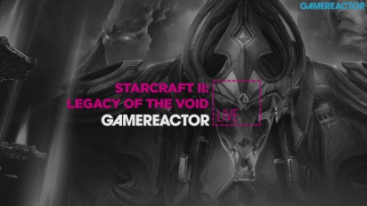 StarCraft II: Legacy of the Void - Replay del livestream