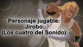 Naruto Shippuden: Ultimate Ninja Storm 4  - Tráiler español del DLC 3: Los Cuatro del Sonido