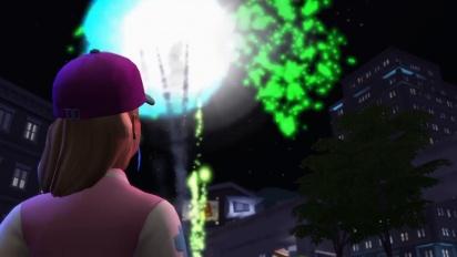Los Sims 4: Urbanitas - Tráiler español