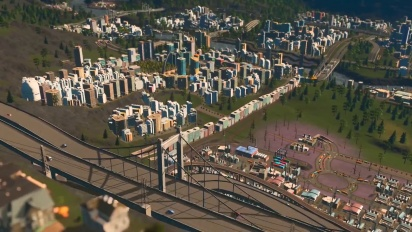 Cities: Skylines - Xbox One Release Trailer