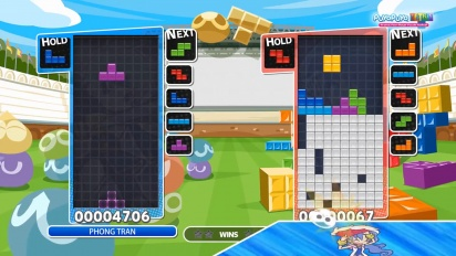 Puyo Puyo Tetris - Tutorial Partida Perfecta