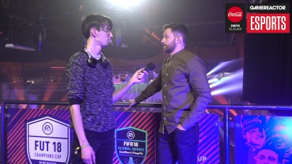 FUT Champions Cup Manchester - Entrevista a Spencer Owen