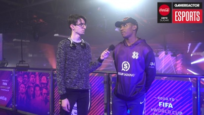 FUT Champions Cup Manchester - Entrevista a Hashtag Ryan