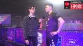 FUT Champions Cup Manchester - Entrevista a Hashtag Harry