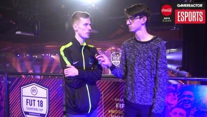 FUT Champions Cup Manchester - Entrevista con FUTWIZ Pricey