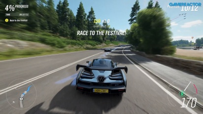 Forza Horizon 4 - Gameplay del E3 2018