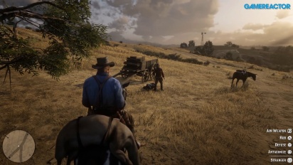 Red Dead Redemption 2 - Vídeo impresiones