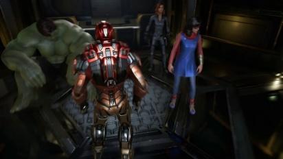 Marvel's Avengers - July War Table Presentation