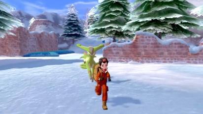 Pokémon Sword/Shield - Explore the Crown Tundra Trailer