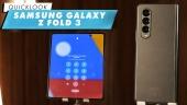Samsung Galaxy Z Fold3 - El Vistazo