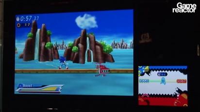 E3 11: Sonic Generations Gameplay