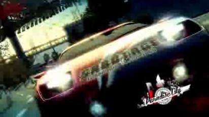 Burnout Paradise - Stunt Run
