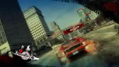 Burnout Paradise - Guns N' Roses Trailer