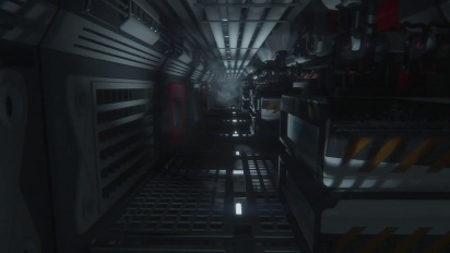 Alien: Isolation - How to Guide:  The Alien