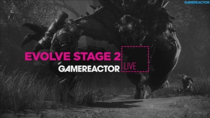 Evolve: Stage 2 - Replay del Livestream