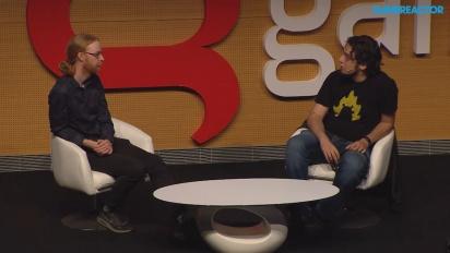 Jens Bergensten - Ponencia en Gamelab Lessons learned programming Minecraft