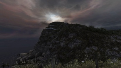 Dear Esther - Up and Down Cliffs PS4 Gameplay
