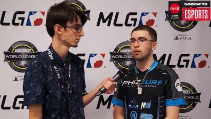 CWL Anaheim 2017 - Entrevista Michael 'Spacely' Schmale