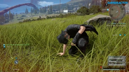 Final Fantasy XV - Gameplay extendido de la versión PC