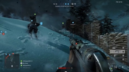 Battlefield V - Grand Operations PC Gameplay - GeForce GTX 1080 Ti
