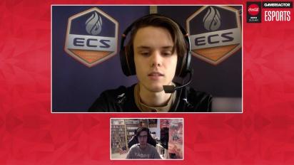ECS Season 6 Finals - Entrevista a REZ