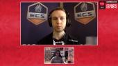 ECS Season 6 Finals - Entrevista a Gla1ve