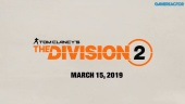 The Division 2 - Tour por el evento de París